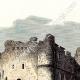 DÉTAILS 02   Ruines du Château fort d'Arlay (Jura - France)