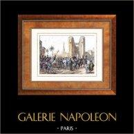 Guerras Napoleónicas - Campaña Napoleónica en Egipto - Siria - El Cairo