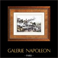 Guerres de la Révolution Française - Guerres napoléoniennes - Prise de Berne par les troupes du Directoire (Mars 1798)