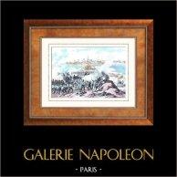 Guerres napoléoniennes - Attaque de Flessingue (Hollande - Pays-Bas)