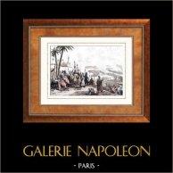 Guerres Napoléoniennes - Campagne d'Égypte - Empire Ottoman - Mamelouks - Bataille de Héliopolis (20 Mai 1800)