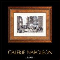 History of Napoleon Bonaparte - Veronese Easters - Rebellion Inhabitants of Verona against Army of Italy (1797)