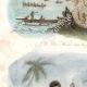 DÉTAILS 02 | Îles Tonga - Kava sur la Plage de Namouka - Scène de Pugilat - Boxeur - Lutteur