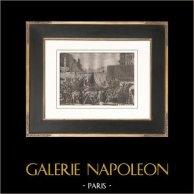 Revolución Francesa - Navío - Puerto St Paul - Paris (1789)