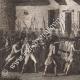 DÉTAILS 04   Révolution Française - Besenval fait prisonnier dans le château fort de Brie-Comte-Robert (10 août 1789)