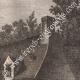 DÉTAILS 05   Révolution Française - Besenval fait prisonnier dans le château fort de Brie-Comte-Robert (10 août 1789)