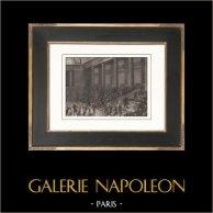 Revolución Francesa - Ofranda patriótica - Asamblea Nacional - Artista (1789)