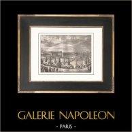 Revolución Francesa - Campaña Napoleónica en Italia - Fiesta - Obras de arte pilladas - Campo de Marte (1798)