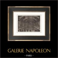 French Revolution - Paris Rive gauche - Seine - Institut de France - National Institute of Sciences and Arts (1796)
