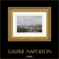 Vue de Toulon (Var - France) - Napoléon Bonaparte