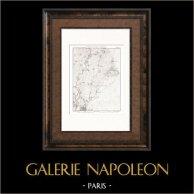Carte de la Plaine d'Héliopolis