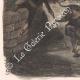 DÉTAILS 03 | La Tauromachie - Corrida en Espagne - Torero - Novillos - Novillada de lugar (Gustave Doré)