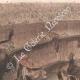 DÉTAILS 02 | Taureau franchissant la barrière - Tauromachie - Arènes (Espagne)