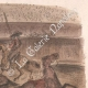 DÉTAILS 03 | Taureau franchissant la barrière - Tauromachie - Arènes (Espagne)
