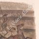 DÉTAILS 07 | Taureau franchissant la barrière - Tauromachie - Arènes (Espagne)