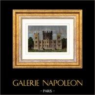 Palais - Wollaton Palace - Nottinghamshire (Angleterre)