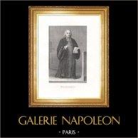 Portrait of Malesherbes (1721-1794) - Chrétien Guillaume de Lamoignon de Malesherbes