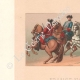 DÉTAILS 02 | Mode Française - France - 18ème Siècle - XVIIIème Siècle - Uniforme Militaire - Armée Française - Cavalerie - Hussard - Chevau-Légers