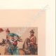 DÉTAILS 03 | Mode Française - France - 18ème Siècle - XVIIIème Siècle - Uniforme Militaire - Armée Française - Cavalerie - Hussard - Chevau-Légers