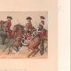 DÉTAILS 04 | Mode Française - France - 18ème Siècle - XVIIIème Siècle - Uniforme Militaire - Armée Française - Cavalerie - Hussard - Chevau-Légers