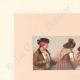 DÉTAILS 01 | Mode Espagnole - Espagne - Costume Espagnol - Corrida - Tauromachie - Torero - Coiffure - Fichu - Chapeau