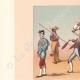 DÉTAILS 02 | Mode Espagnole - Espagne - Costume Espagnol - Corrida - Tauromachie - Torero - Coiffure - Fichu - Chapeau