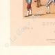 DÉTAILS 05 | Mode Espagnole - Espagne - Costume Espagnol - Corrida - Tauromachie - Torero - Coiffure - Fichu - Chapeau