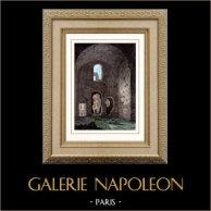 Monuments Historiques de Paris - Thermes de Julien - Palais des Thermes de Cluny
