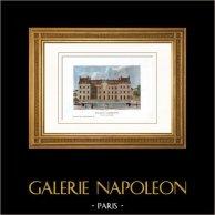 Vue de Paris - Palais du Luxembourg