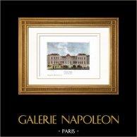 Vue de Paris - Palais Royal