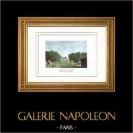 Jardines de las Tullerias - Jardin des Tuileries - Grand Bassin des Tuileries - Paris (Francia)