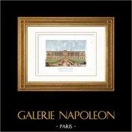 Kolommen van Louvre - Parijs (Frankrijk)