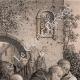DETAILS 01   Saint Bernard of Clairvaux - Order of Cistercians - 05/20 - Arrivée de St Bernard à Citeaux