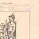 DETAILS 03   Decoration - Illustration - Ancient Rome - Costumes of women - Mode - Fashion - Allegory - 16th Century - XVIth Century (Jost Amman)