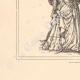 DETAILS 05   Decoration - Illustration - Ancient Rome - Costumes of women - Mode - Fashion - Allegory - 16th Century - XVIth Century (Jost Amman)