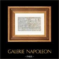 Tapisserie de Bayeux - Tapisserie de la reine Mathilde - Navigation