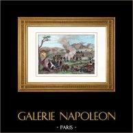 Accampamento de Napoleão em Austerlitz - Grande Exército