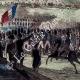 DÉTAILS 04   Guerres Napoléoniennes - Napoléon Bonaparte - Revue militaire au Camp de Boulogne (1804)