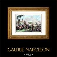 Napoleonic Wars - Campaign in Egypt - Ottoman Empire - Battle of Heliopolis - Kléber - Napoleon Bonaparte (1800)