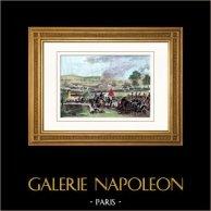 Napoleonic Wars - Austrian Army vs French Army - Italy - Battle of Marengo - Napoleon Bonaparte - 1800