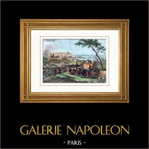 Antique Prints Prints Of Napoleonic Soldier