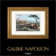 Revolución Francesa - Campaña Napoleónica en Egipto - Imperio Otomano - Rendición de la Isla de Malta - Armee d'Orient (1798)