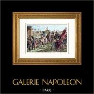 Napoleonic Wars - Napoleon Bonaparte - Great Army - Battle of Augsbourg (1805)