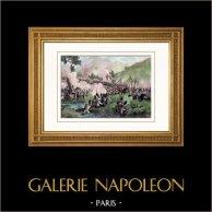 Guerras Napoleónicas - Campaña en Austria - Batalla de Caldiero (1805) - Tercero Coalición - Italia