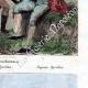 DÉTAILS 05 | Costume Tyrolien - Mode Tyrolienne - Tyrol - Uniforme Militaire - Paysan - Chevau-Légers - Vue de Salzbourg (Autriche)