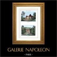Château de Malmaison - Napoléon - Bonaparte - Joséphine de Beauharnais - Château de Saint-Cloud - Ile de France