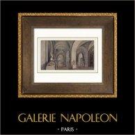 Palace of Versailles - Galerie des Sulptures