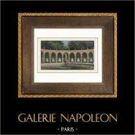 Palacio de Versalles - Versailles - Jardín - La Colonnade