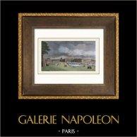 Palacio de Versalles - Versailles - Bassin de Latone