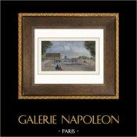 Palacio de Versalles - Versailles - Jardín - Le Bain de Diane